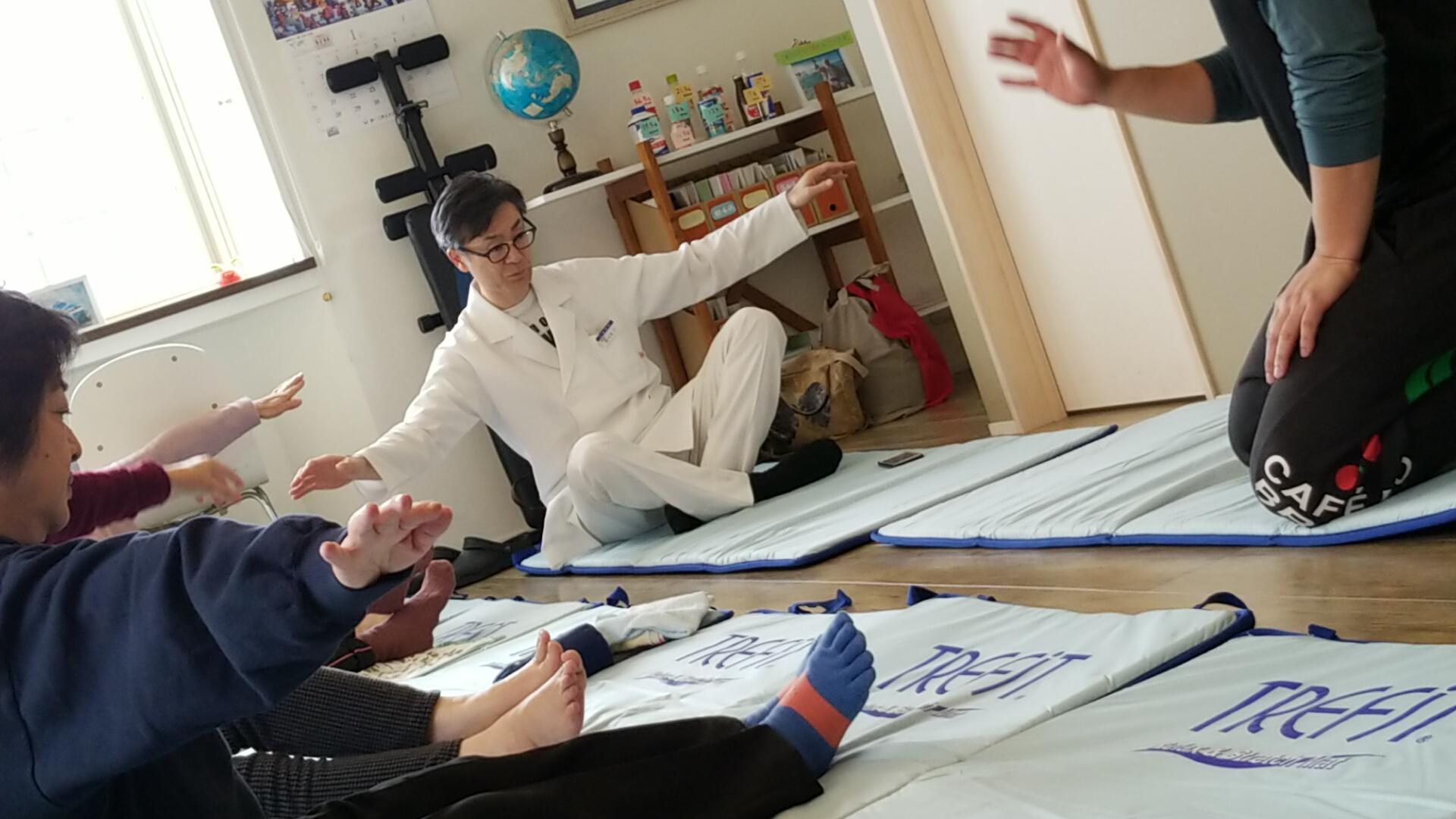 第35回健康サポート教室開催しました!